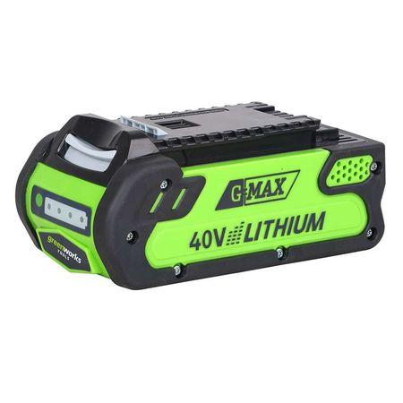 Батарея литий-ионная 2 А*ч G40B2 G-MAX 40 V