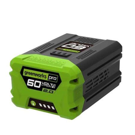 Батарея литий-ионная 2 А*ч G60B2 60 V