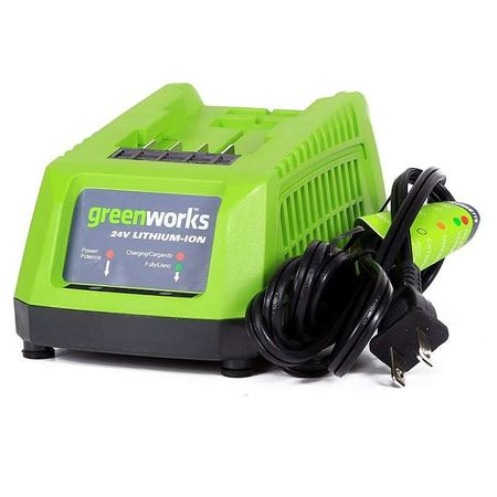 Зарядное устройство Greenworks 24V G24C