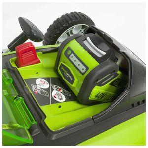 Газонокосилка 40 см G40LM40 G-MAX 40 V (c двумя аккумуляторами 2 А*ч и зарядным устройством)