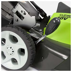 Газонокосилка 45 см G40LM45 G-MAX 40 V (без аккумуляторной батареи и зарядного устройства)
