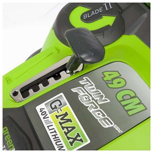 Газонокосилка 49 см G40LM49DB G-MAX 40 V (без аккумуляторной батареи и зарядного устройства)