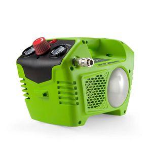 Компрессор воздушный G40AC 40 V (без аккумуляторной батареи и зарядного устройства)