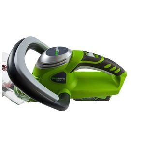 Ножницы для живой изгороди 24 V (с аккумулятором 2 А*ч и зарядным устройством)