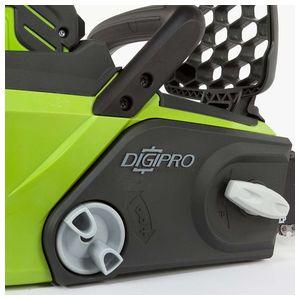 Пила цепная бесщеточная GD40CS40 G-MAX 40 V (с аккумулятором 2 А*ч и зарядным устройством)