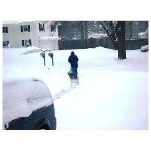 Снегоуборщик 30 см GES8 220 V